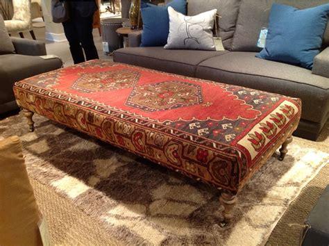 Kilim Storage Ottoman Kilim Ottoman Coffee Table Best Kilim Ottoman Square Kilim Ottoman Restoration Eclectic