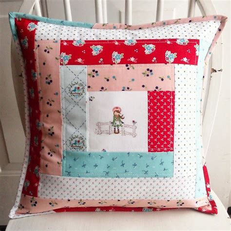 Patchwork Ideas For Cushions - the 514 best images about patchwork pillow ideas on