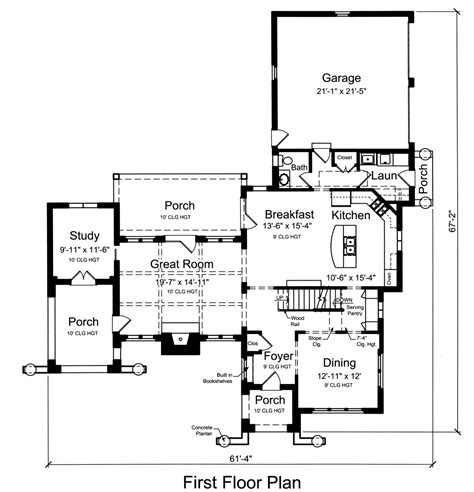 home plan homepw76979 9104 square bryer 9104 4 bedrooms and 3 baths the house designers