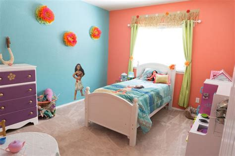 bedroom decorating ideas rentaldesigns com moana themed girls bedroom cailyns room in new house