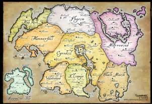 Elder Scrolls Online World Map by Elder Scrolls Screenshots