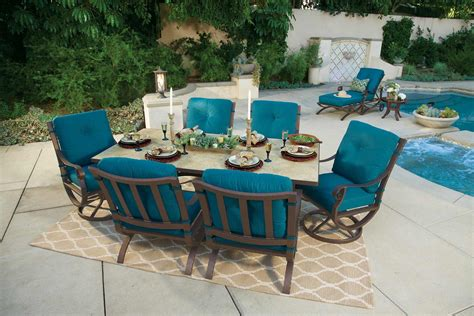 outdoor furniture in napa yountville st helena