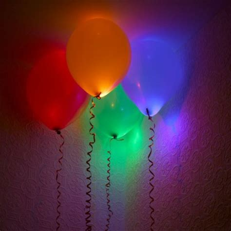 Light Up Balloons by Led Balloons Light Up Balloons Led Light Balloons
