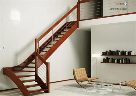 L Ideas by Wooden Staircase Ideas L Shaped Model Privyhomes