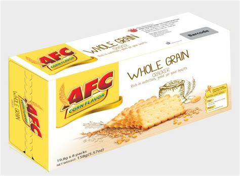 whole grains for 12 month afc whole grain cracker products afc whole grain