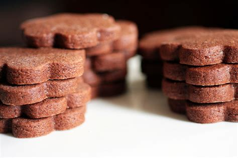 brownie roll out cookies smitten kitchen