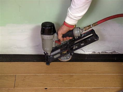 Hardwood Floor Tools by How To Install An Engineered Hardwood Floor How Tos Diy