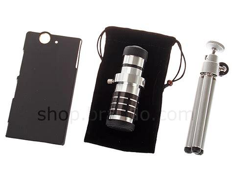 Tripod Sony Xperia professional sony xperia z 12x zoom telescope with tripod stand