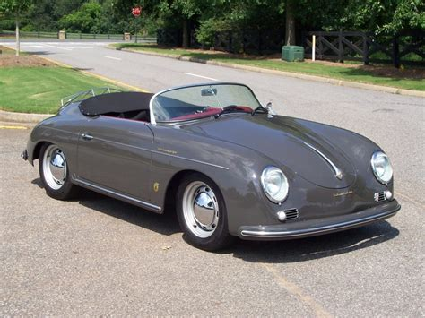 vintage porsche vintage speedster 1957 replica kit porsche 356 for sale