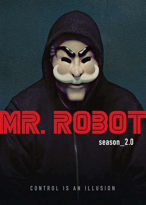 Cover Mr 2 mr robot dvd release date