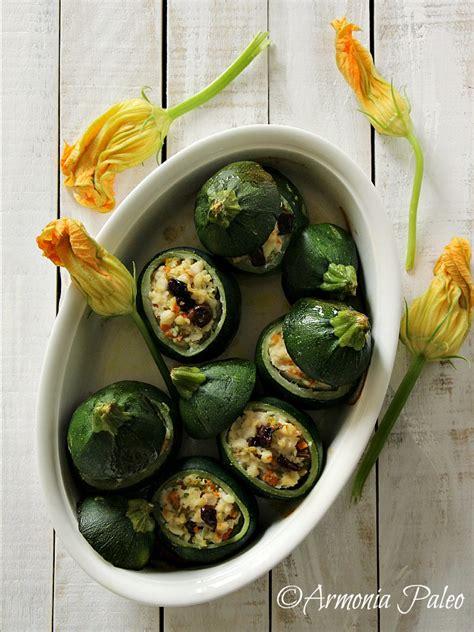 fior di zucchine ripiene zucchine tonde ripiene di pesce e fiori di zucca