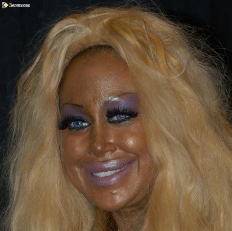 Yunita Make Up trop de maquillage tue le maquillage