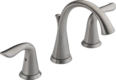 Delta Faucets Prices by Delta Handle Widespread Lavatory Faucet