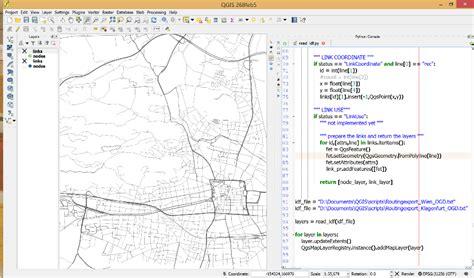 arcgis netzwerkanalyse tutorial intermodales verkehrsreferenzsystem 214 sterreich gip at