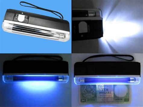 Money Detector Alat Deteksi Uang Palsu Mini Portable Kasir Batre Aa jual alat pendeteksi uang palsu galaxy portable toko jawa e