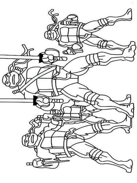 mutant turtles coloring pages mutant turtles coloring pages and print