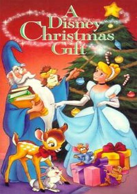 image adisneychristmasgiftvhs 1990 jpg disney wiki