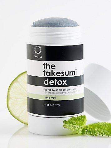 What To Expect When Detoxing From Aluminum Deodorant by Takesumi Detox Deodorant By Kaia Naturals At Free
