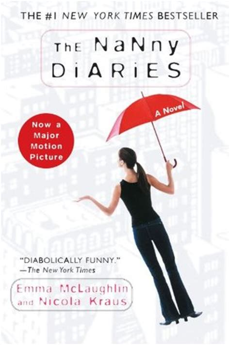the nanny a novel books the nanny diaries nanny 1 by mclaughlin reviews