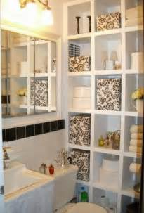 Small Bathroom Shelves Ideas by 2014 Small Bathrooms Storage Solutions Ideas
