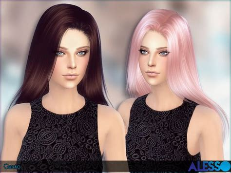 sims 4 updates sims finds sims must haves free sims alesso gecko hair sims 4 updates sims finds