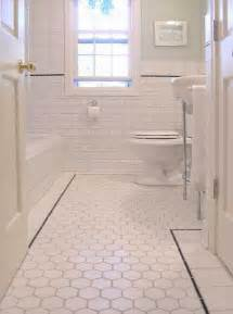 bathroom tile floor ideas for small bathrooms 36 ideas and pictures of vintage bathroom tile design