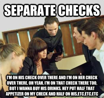 My Background Check Is Taking A Time 15 Struggles All Servers Understand
