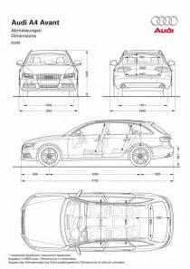2009 audi a4 avant wagon rear interior view 76894 photo 2