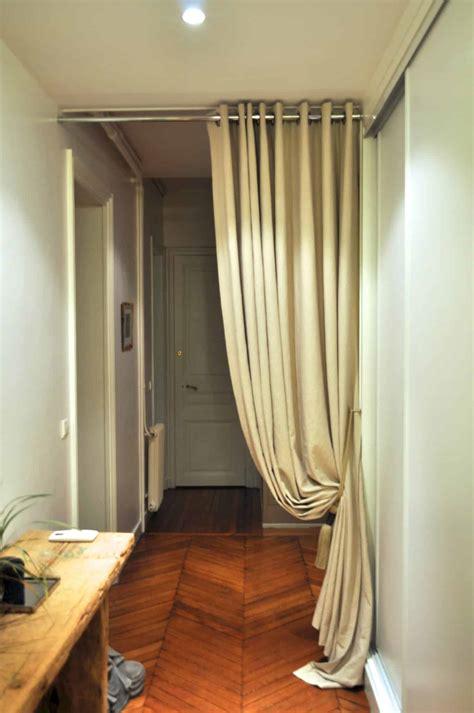 Rideau Separation Couloir rideau de s 233 paration pour couloir d entr 233 e atelier secrea