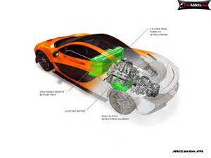 Electric Car Motor Specs Mclaren P1 Unveiled At Geneva Motor Show 2013