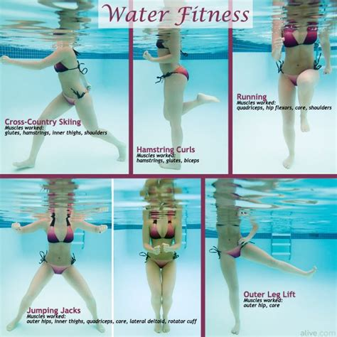 aqua fitness workouts eoua