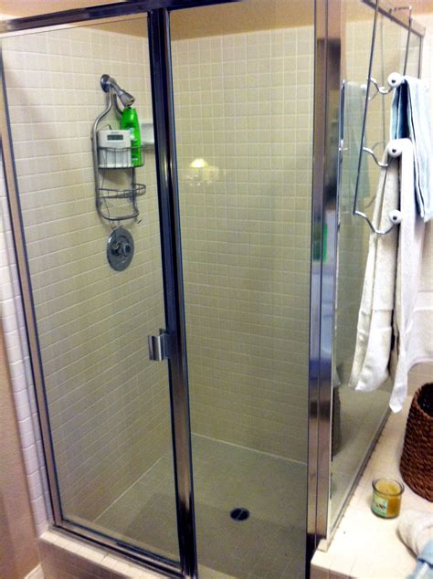 Shower Door Tracks Replacement Shower Door Replacement 1 Before Sliding Door Repair San Diego Ontrack