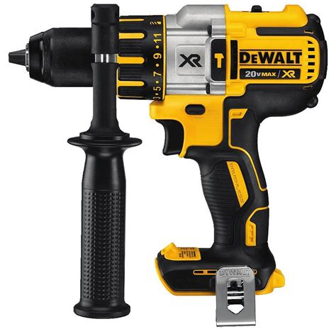dewalt 20v max xr premium hammer drill tool only the