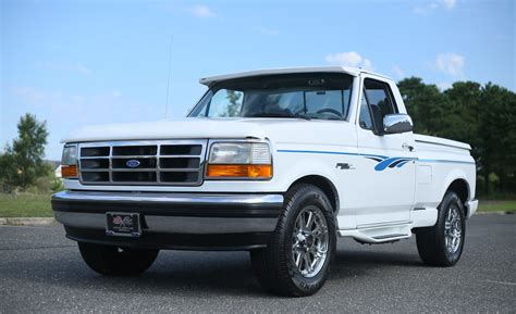 1995 Ford F150 For Sale by 1995 Ford F150 Flare Side Xlt For Sale 64160 Mcg