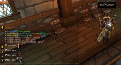 Twitch Giveaway Addon - twitchemotes chat communication world of warcraft addons curse