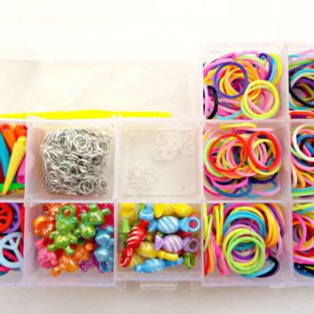 Refill Ring O Rainbow Loom Sembur shop loom bracelets charms on wanelo