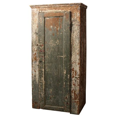 Primitive Cabinet primitive country cabinet at 1stdibs