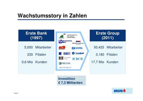 erste bank banking erste bank und ihre entwicklung