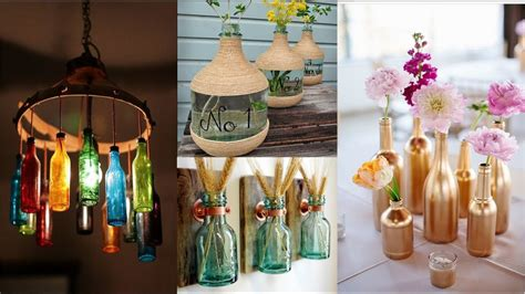 diy room decor 33 easy crafts ideas from bulbs and glass