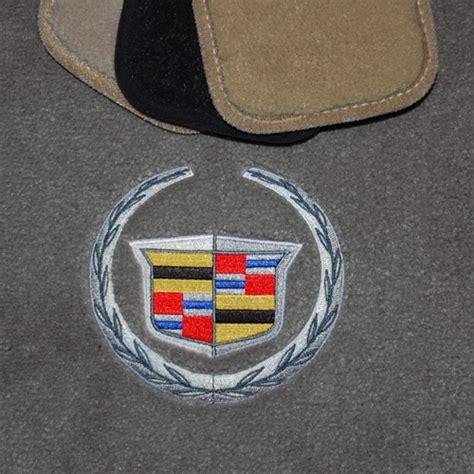 2006 Cadillac Dts Floor Mats by Cadillac Dts Titanium Grey Floor Mats Trunk Mat Set 2006