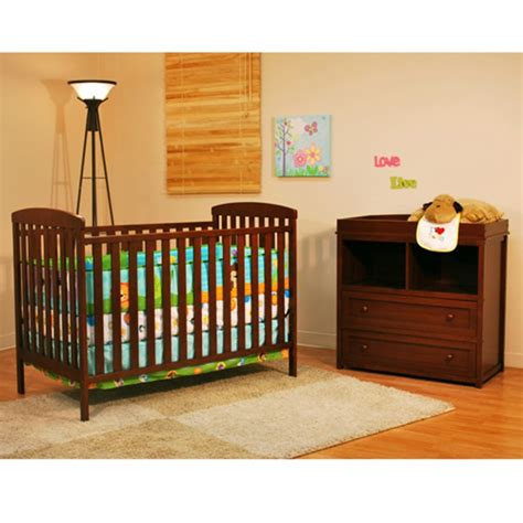 Rustic Wooden Baby Cribs With Changing Table Design Ideas Simple Baby Cribs