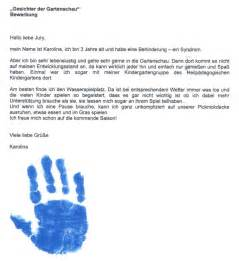 Bewerbung F 252 R Kindergarten Yournjwebmaster Com