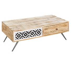 table basse scandinave en bois c 233 rus 233 nordique