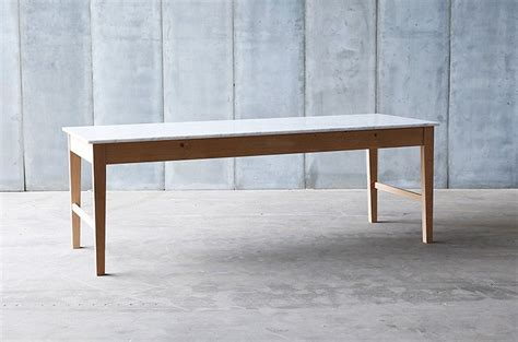 carrara marble table top 10 easy pieces marble top dining tables remodelista