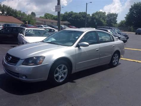2005 nissan altima used cars in nashville pre owned
