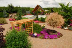 log house gardens among the best outdoor garden venues