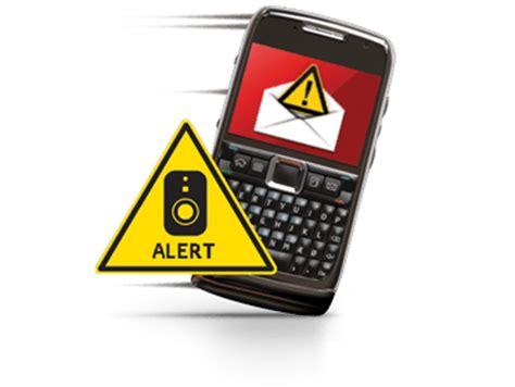 alerts on mobile logitech alert web mobile commander