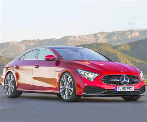 Mercedes Info 2018 Mercedes Cls Are Going To Be Offered Carbuzz Info