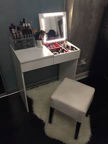 Makeup Vanity Ideas Ikea Best 25 Ikea Makeup Vanity Ideas On Vanity