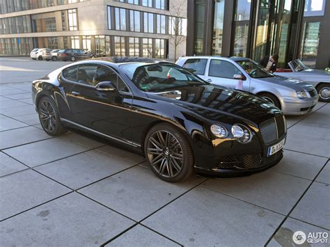 bentley continental 2015 bentley continental gt speed 2015 18 avril 2015 autogespot